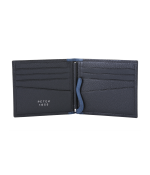 Портмоне-зажим S15006.ALS.C28 Black-N.Blue