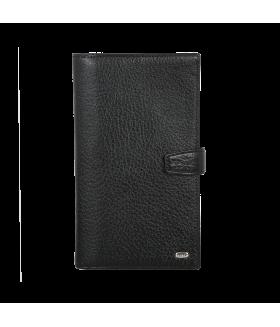 Бумажник путешественника 557.46B.01 Black