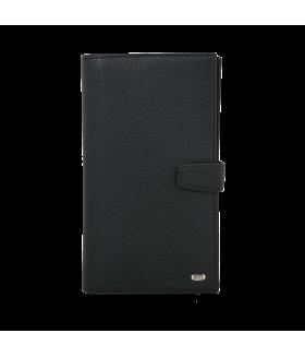 Бумажник путешественника 557.46D.01 Black
