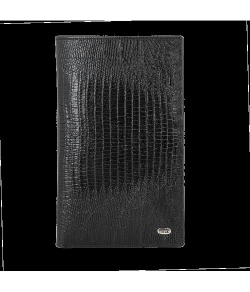 Бумажник путешественника 554.041.01 Black