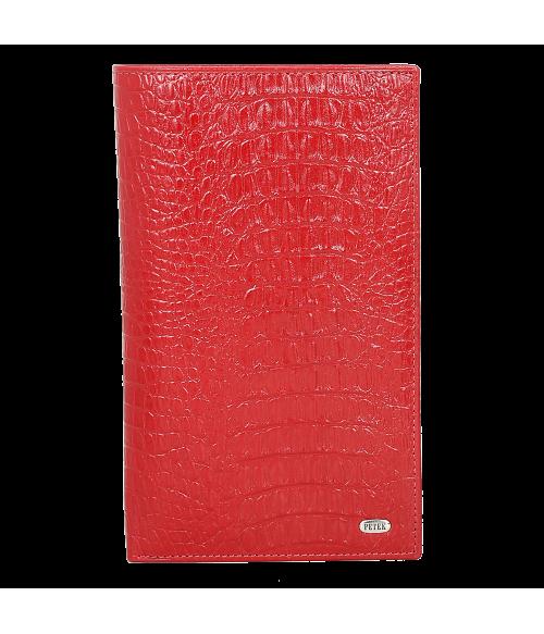 Бумажник путешественника 554.067.10 Red