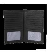 Бумажник путешественника 554.234.01 Black