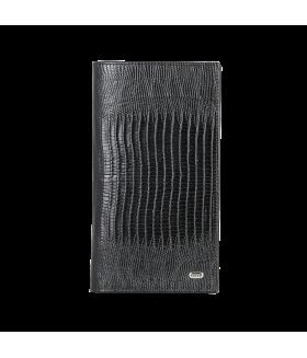 Бумажник путешественника 567.041.01 Black