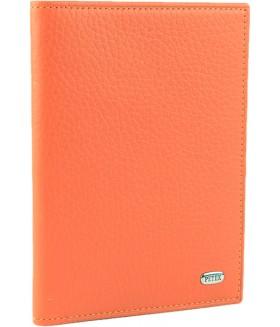 Обложка на автодокументы 584.46BD.24 Orange