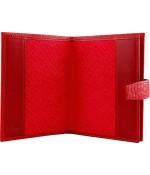 Обложка на автодокументы + паспорт 596.173.10 Red