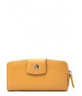 Портмоне женское 203.33.09 Yellow ( mandarin )
