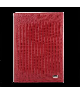 Обложка на паспорт 581.041.10 Red