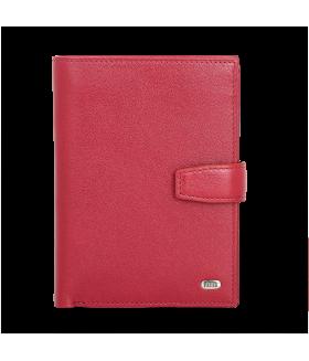 Обложка на автодокументы + паспорт 596.4000.10 Red