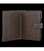 Обложка на автодокументы + паспорт 596.46D.KD2 D.Brown