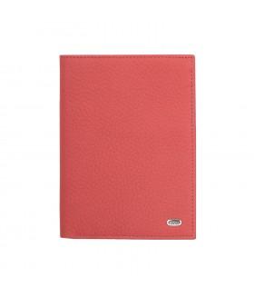 Обложка на паспорт + портмоне 597.234.10 Red