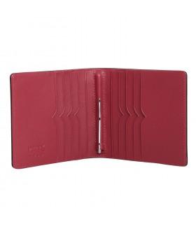 Портмоне-зажим 197.041.A31 Black-Red