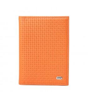 Обложка на автодокументы 584.020.89 Orange