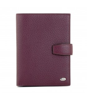 Обложка на автодокументы + паспорт 596.46BD.03 Burgundy