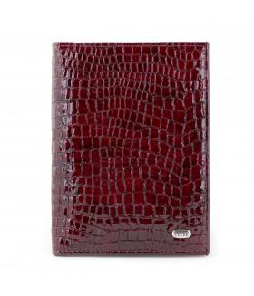 Обложка на автодокументы 584.091.03 Burgundy