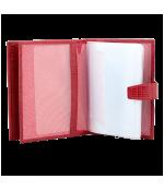 Обложка на автодокументы + паспорт 595.041.10 Red