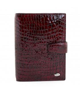 Обложка на автодокументы + паспорт 595.091.03 Burgundy