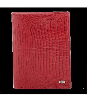 Обложка на паспорт + портмоне 597.041.10 Red