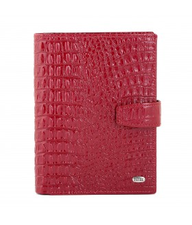 Обложка на автодокументы + паспорт 596.067.10 Red